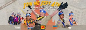 21 Stories for Scouts @ Kodak World Headquarters
