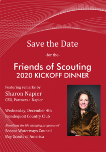 Friends of Scouting Kickoff Dinner @ Irondequoit Country Club