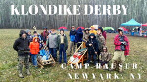 2020 Mohawk District Klondike Derby @ Camp Hauser, Newark, NY