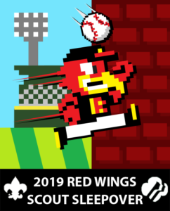 Red Wings Scout Night (Dave Cheney Memorial) @ Frontier Field