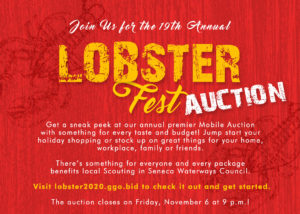 LobsterFest @ Max of Eastman Place