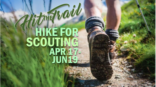 Hike For Scouting - 2021