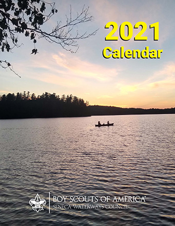 Swc Calendar 2021 Fundraising – SENECA WATERWAYS COUNCIL