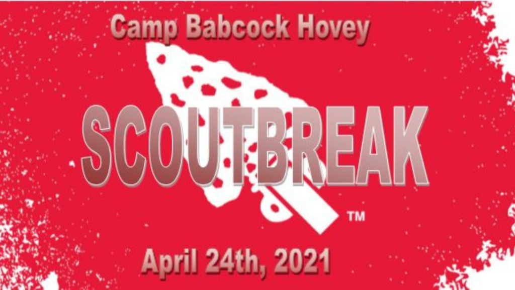 ScoutBreak @ Camp Babcock Hovey